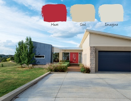 Popular Exterior Paint Colours Examples Haymes Paint