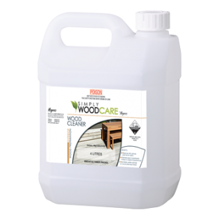 SetSize315315 Simply Woodcare Exterior Wood Cleaner 4162e6