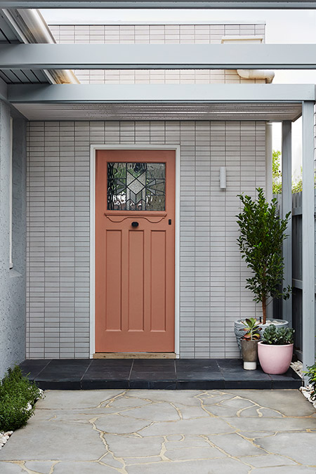 Painting Your Front Door In Colour Haymes Paint