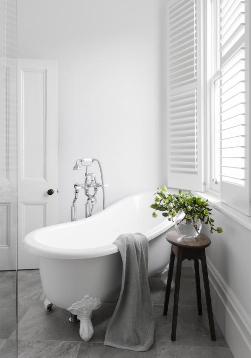 Victorian Heritage home stunning renovation - Haymes Paint