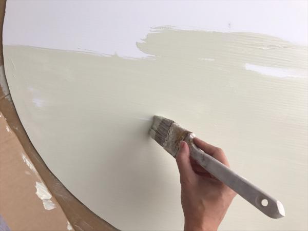 diy outdoor wall art haymes paint. Black Bedroom Furniture Sets. Home Design Ideas